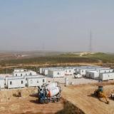 Casa modular fabricado de acero prefabricados con Ce Ceritfication