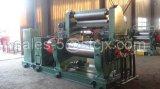 Ouvrir la machine en caoutchouc de moulin de mélange de deux pains