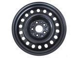 Rodas de Aço, carro roda, roda de neve 16X7