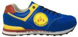 Espadrilles en cuir de club de chaussures de sports d'hommes sportifs (815-9897)
