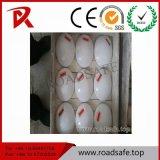 Viti prigioniere riflettenti della pavimentazione dell'indicatore della strada dell'indicatore di gatto della strada di ceramica superiore dell'occhio