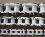 Chaîne de rouleau en plastique pour le système de convoyeur automatique