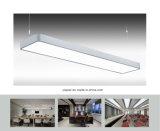 Uispair 8W Interior suspenso LED Tube Series Pendant Chandelier Lighting