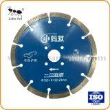 """6"""" / 150мм сухой алмазные инструменты пильного полотна Hot-Pressed режущий диск"""