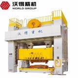 2000 Ton chapa metálica formando Punch Pressione a máquina com o Trilho Guia Longo China Fabricante
