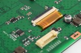 Module de TFT LCD de 5 pouces avec l'écran tactile résistif d'intense luminosité