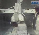 Équipement de découpe automatique de la pierre pierre tombale de granit Monument