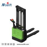 Apilador eléctrico de la paleta de los surtidores 1t 1.5t el 1.6-4m del levantador de la paleta