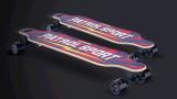 الصين تصميم جديدة لوح التزلج كهربائيّة مع جسم يحسّ حركة