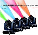 Rasha DMX512 RGBA 10LED 8W LEDの無線リモート・コントロール煙Hazerが付いている移動ヘッド霧機械