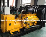 330kw 412.5kVA 방음 디젤 엔진 발전기 Shangchai 디젤 엔진 Genset