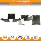 Aluminium/Aluminium/het Profiel Aluminio van de Combinatie van het Venster van Weiye het het Glijdende