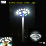 IP65 15W UFO alles in einem Solarstraßenlaterne