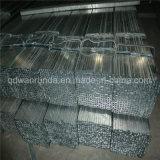 Uso de aço galvanizado da câmara de ar para a cerca/frame de aço