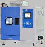 Medio ambiente de escritorio programable cámara climática con pruebas de temperatura y humedad