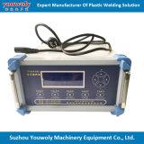 Saldatore ultrasonico portatile per il cucito non tessuto del tessuto