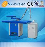 Automatische heiße Dampftrockner-Reinigungs-Pressmaschine