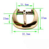 A curvatura de correia quente do Pin da curvatura do chicote de fios da liga do zinco do metal da venda para o vestuário calç as bolsas (Yk1252-1273)