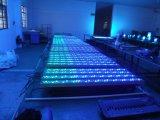 Iluminação da barra de LED RGB de 24X3w 3 em1 de parede LED Projector de luz de Lavagem