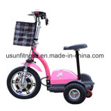 500W48V Elderly Mobility Electric Scooter with Ce