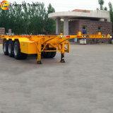Della Cina di fabbricazione di Chengda del contenitore rimorchio di scheletro semi da vendere