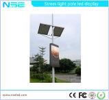 Segno esterno impermeabile della visualizzazione di LED del Palo P6 Digitahi della lampada di via