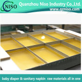 2018 Venta caliente de alta calidad de adhesivo termofusible Pañales pegamento adhesivo