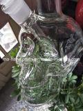 Tubulações de água de vidro do crânio novo de 14 polegadas/bebedoiro automático de fumo