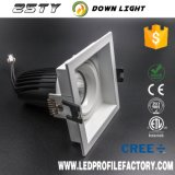 Cubierta de SMD Downlight, Trimless LED Downlight, LED Downlight 55m m