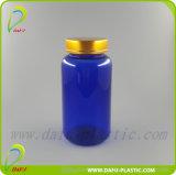 [180مل] محبوب زجاجة بلاستيكيّة دوائيّ مع غطاء ذهبيّة