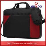Saco de nylon vermelho do portátil de Compter do curso do saco de mão do ombro da forma para mulheres