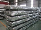 Nuevo azulejo de material para techos esmaltado de la hoja de acero de los materiales de la construcción de edificios color
