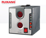 Bestes genehmigtes Qualitätscer und ISO9001 verwendeten in den Computern 2000 Watt Wechselstrom-automatischen Spannungs-Leitwerk-Regler