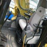 Excavatrice hydraulique utilisée du tracteur à chenilles utilisée par Japon 325D de machines de chenille