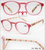 Vidrios de lectura plásticos de la nueva manera para las mujeres (WRP7081120)