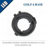 Base OCULTADA socket del coche para el golf 6 H7
