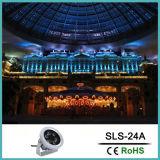 Resistente al agua IP65 12W DC24V Mini LED luz de foco al aire libre