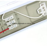 Dispositivo elétrico claro da boa prova clara plástica do vapor do difusor do picosegundo do ABS 2X18W do preço 600