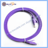 CAT6 PVC Cable CAT6 UTP PVC Cable Flat Ethernet Cable 50 FT Flat Ethernet Cable 5m Flat Ribbon Cat5 Cable