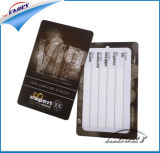 Free Sample Customized Printing Plastic Card/ PVC Card/ Plastic PVC Business Card with Nice Price