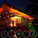 クリスマスの屋外の装飾のコークスは整形小型レーザー光線できる