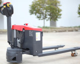 Электрический погрузчик для транспортировки поддонов с маркировкой CE и ISO утвержденных