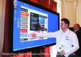 Nuovo pollice tutto di riduzione dei costi di disegno 85 in una visualizzazione interattiva di tocco per il trattamento medico