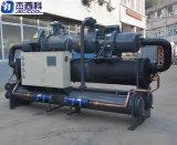 工場は直接産業水によって冷却されるねじスリラーを供給する