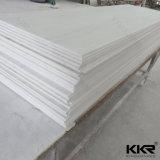 feuille extérieure solide modifiée blanche de 2440X760X6mm Acrilyc