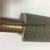 蒸気化の空気クーラーを加えられる銅のひれ付き管