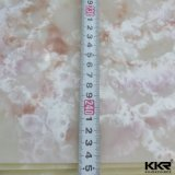 Корейский мраморный лист Rose акриловый твердый поверхностный