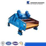 Máquina de desecación del tamiz vibratorio de la arena para la venta