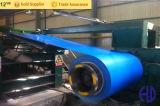 Bobina d'acciaio ricoperta colore di colore di Ral utilizzata nelle costruzioni