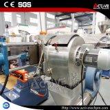 Пленка PP/PE рециркулирует пластичные зерна делая цену машины для гранулирования